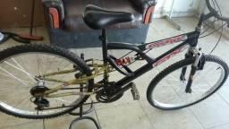 Bicicleta aro 26 de macha