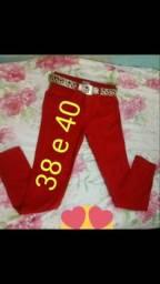 Calça Marisa n38 e 40 25 reais venda