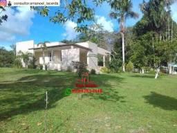Sitio casa com 3 Suítes | Am 010 23 hectares