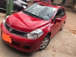Nissan Tiida 1.8 12/12 Ágio R$ 9.100,00 Mais 51 x R$ 560,00 + 3 x R$ 240,00 - 2012