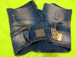 Short Rhero Jeans Original Tam 38