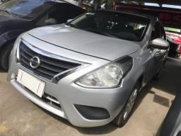 Nissan Versa 2018 + GNV - ÚNICO dono!!! - 2018