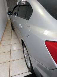 Honda civic lxs 1.8 prata - 2013