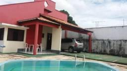 Alugo ótima casa com piscina na chácara Brasil 450 m² por R$ 2.00,00