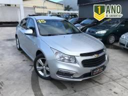 Chevrolet Cruze 1.8 Aut. HB Sport LT Flex 2015/2015 Impecável - 2015