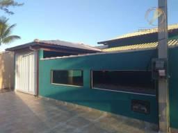 CA2001 Casa com 2 dorm à venda, por R$ 160.000 - Piscina Unamar - Cabo Frio/RJ