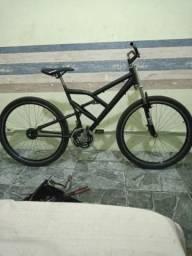 Bike Full só o quadro comprar usado  Barra Mansa