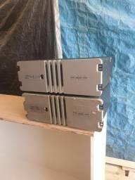 Dois Amplificadores Studio R comprar usado  Carpina