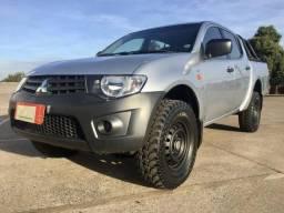 L200 Triton 3.2 GL Diesel 4x4 180cv 49mil km 2018 Ipva Pago