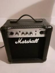 Cubo Amplificador Para Guitarra Marshall Mg10cf 10W comprar usado  Porto Alegre