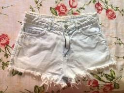 Short jeans | tam 38 | usado poucas vezes