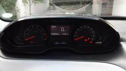 Peugeot 208 ano 2.016 Completo - 2016