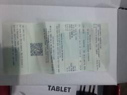 Vende-se tablet novinho