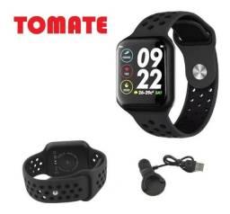 Relógio Smartwatch Tomate Mtr-26 Tipo Apple Watch/lançamento