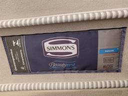 Cama Box Simmons Denver Viscose