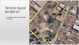Terreno 60.000 m2 Bairro Tijucal