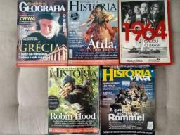 Revistas História