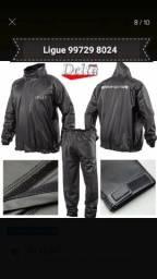Capa roupa de chuva moto motoboy vários tamanho.