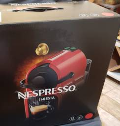 Nespresso inissia zerada
