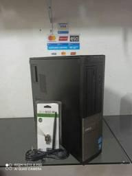Desktop DELL OptiPlex 390-Core i3 2100+8gb Ram+HD 320GB+Wifi+Entrega
