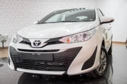 Toyota Yaris Hatch 1.5 XL Plus Connect CVT (Flex)