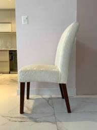 Cadeira para Mesa de Jantar Branca