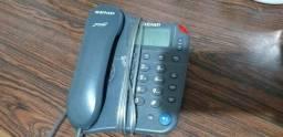 Telefones de mesa, usados