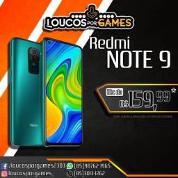 Redmi Note 9 - 64GB / 3RAM