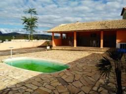 Área de laser com piscina e churrasqueira no Portal do Sol em Paraíba do Sul - RJ