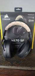 Headset Corsair HS70 SE Wireless Sem fio