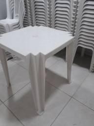 Mesas e cadeiras Tramontina semi novas