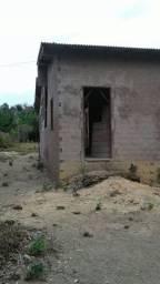 Casa na comunidade de São Jorge curua una