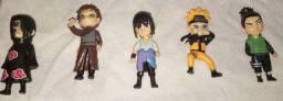 Bonecos do universo Naruto