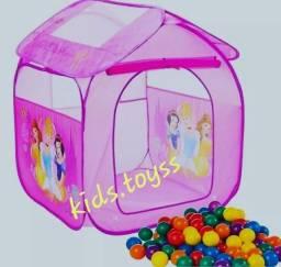Barraca casinha princesas ?