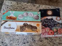 Formas de biscoito
