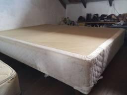 Base cama Box casal