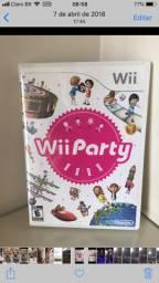Jogo Nitendo Wii Party