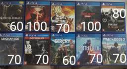 22 Jogos PS4