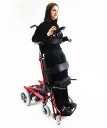 Cadeira de Rodas Motorizada - Stand-Up (anda em pé)