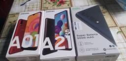 Celulares Samsung & Motorola  novo na caixa , Parcelo no cartão