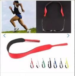 2pçs* Ofertão Cordão Tira Neoprene Para Óculos Super Esport