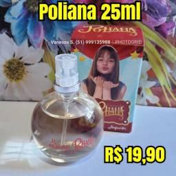 Perfumes infantis meninas 25ml cada