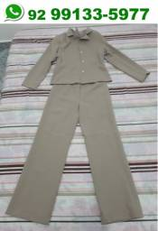 Terno blazer feminino tamanho M
