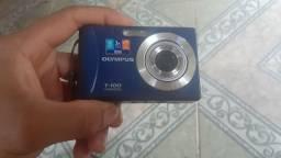 Camera olympus t100
