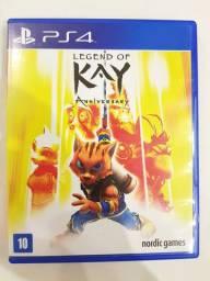Lehend of kay de play 4