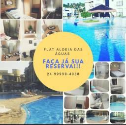 Aluguel Flat Aldeia das águas Quartier