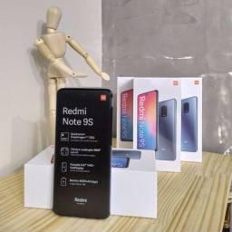 Redmi Note 9s Cinza Interstelar 64GB (VITRINE)