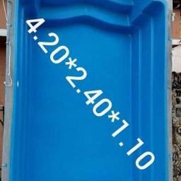 Título do anúncio: Piscina 420x240x110
