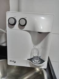 Purificador de agua soft seme novo