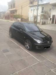 Peugeot 206 ano 2003 Completo R$ 9.800,00